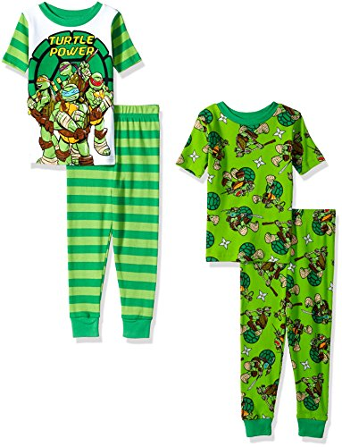 Nickelodeon Teenage Mutant Turtles 4 Piece product image