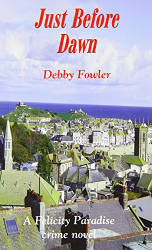book cover of Just Before Dawn