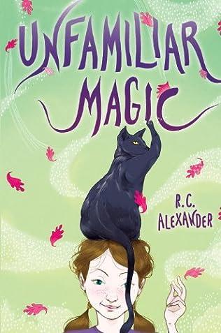 book cover of Unfamiliar Magic