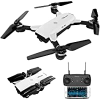 NiGHT LiONS TECH N19 Quadcopter Wifi FPV 0.3MP Camera Foldable 2.4G 6-Axis Selfie Drone Toys