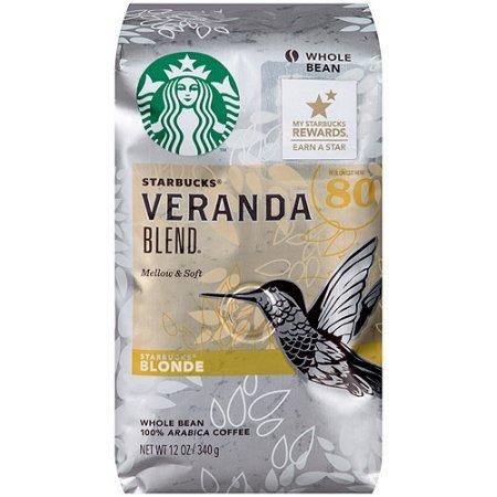 Veranda Whole Bean 12 Oz Bag (Pack of 2)