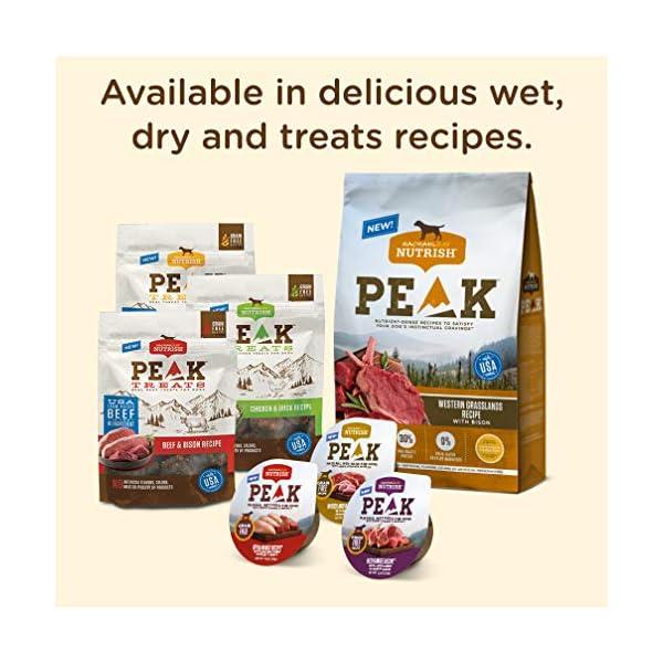 Rachael Ray Nutrish PEAK Natural Wet Dog Food 7