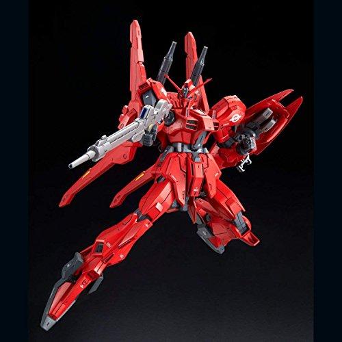 Bandai 1/100 RE / 100 MSF - 007 Gundam Mk - III Unit 8 Plastic Kit - Mk Iii Unit