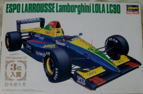 1/24 エスポ ラルース  ランボルギーニ  ローラ CL90 B003OGSP7C