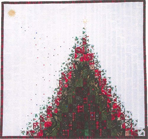 Grizzly Sewing Patterns - Grizzly Gulch Gallery Christmas Stardust Bargello Quilt as You Go Quilt Pattern