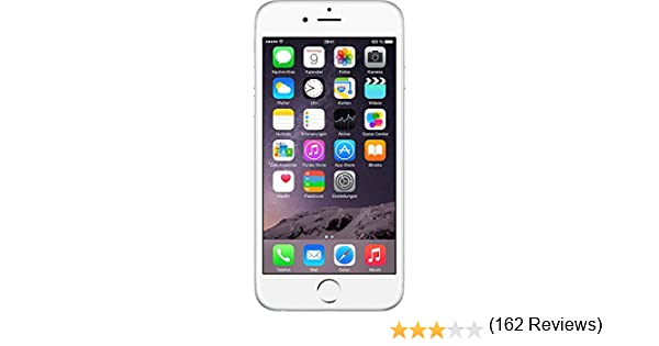 e46a1d7a78c Apple iPhone 6 - Smartphone Libre iOS (Pantalla 4.7