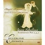 Sibelius: Symphonies Nos. 5, 6, 7 [DVD Audio] (DVD Audio)