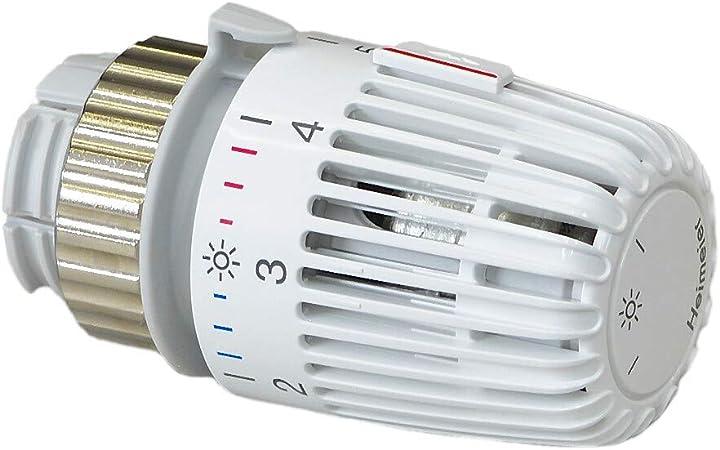 2x Thermostatkopf Heizkörper Regler Thermostat Kopf M30x1,5mm Heizung Ventil DHL