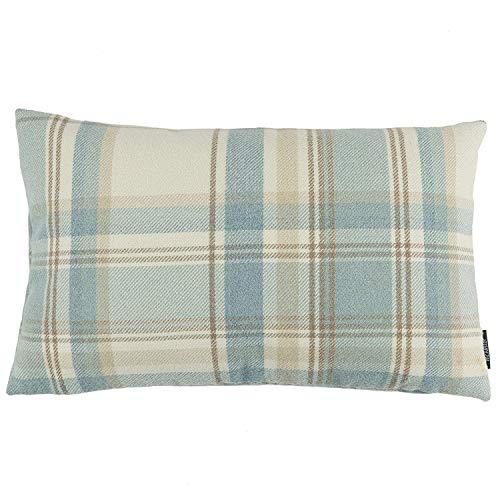 Tommy Bahama La Scala Breezer Border Decorative Pillow, 18 x 18 , Seaglass