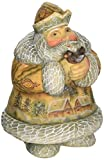 "G. Debrekht Winter Serenade Santa, 5"" for sale  Delivered anywhere in USA"