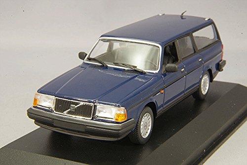マキシチャンプス「1/43 ボルボ 240 GL ブレーク 1986」