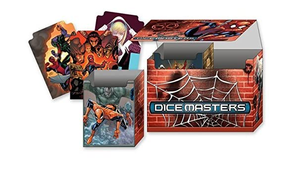 Marvel Dice Masters: The Amazing Spider-Man Team Box by Dice ...