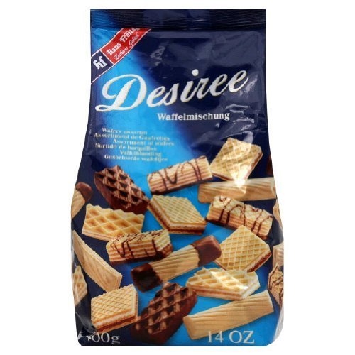 Hans Freitag Desiree Wafers 14 Oz (Pack of ()