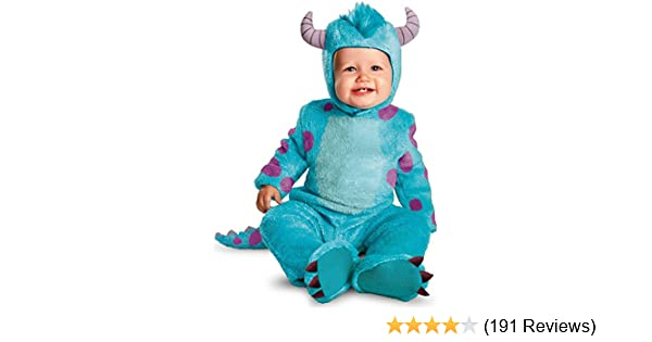 235f04518e4 Disguise Costumes Disney Pixar Monsters University Sulley Classic Infant
