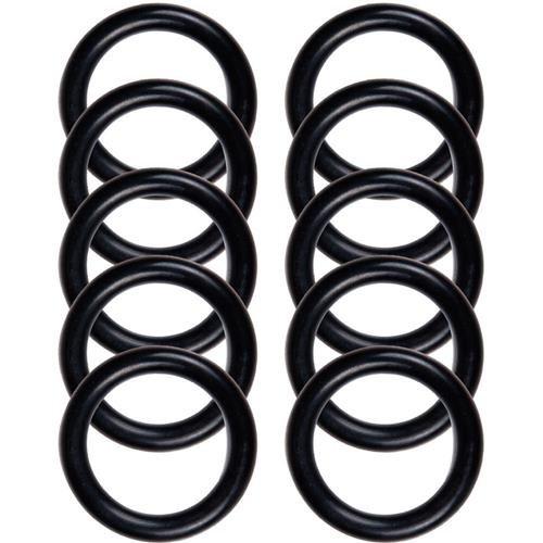 Ikelite 4081.01 O-Rings for 1-Inch Ball - Black (Pack of 10)