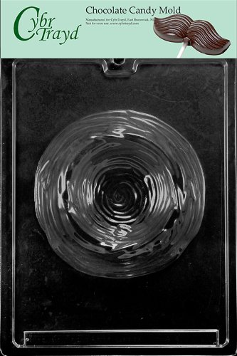 Cybrtrayd Life of the Party E068 Nest Easter Chocolate Candy Mold in Sealed Protective Poly Bag Imprinted with Copyrighted Cybrtrayd Molding Instructions Large