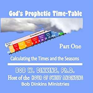 God's Prophetic Time-Table (Part 1): Seven Periods of the Church Age