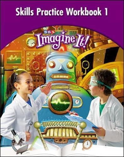 Imagine It!: Skills Practice Workbook 1 Grade 4