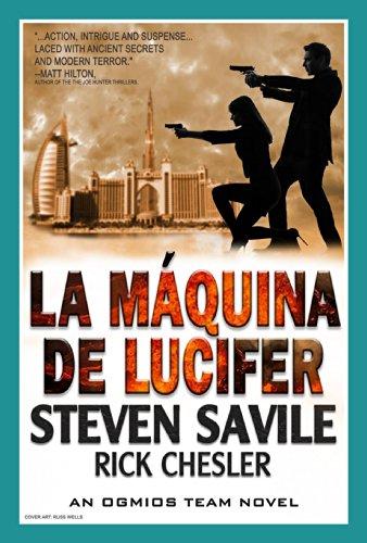 Descargar Libro La Máquina De Lucifer Steven Savile