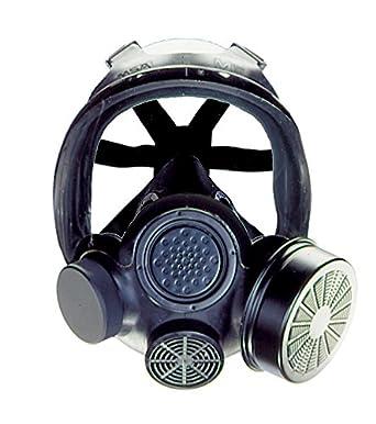 Msa Safety 813859 Advantage 1000 Riot Control Gas Mask