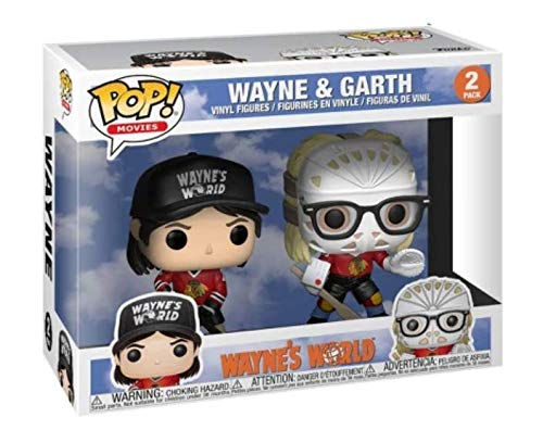 POP! Funko Movies Wayne's World 2pack - Wayne & Garth