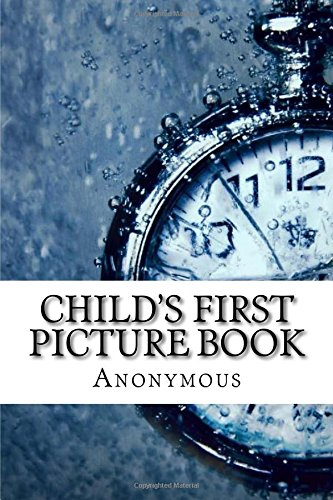 Child's First Picture Book PDF