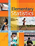 Bundle: Elementary Statistics, 11th + Enhanced WebAssign - Start Smart Guide for Students + Enhanced WebAssign Homework with EBook Printed Access Card for One Term Math and Science : Elementary Statistics, 11th + Enhanced WebAssign - Start Smart Guide for Students + Enhanced WebAssign Homework with EBook Printed Access Card for One Term Math and Science, Johnson and Johnson, Robert R., 1111655502
