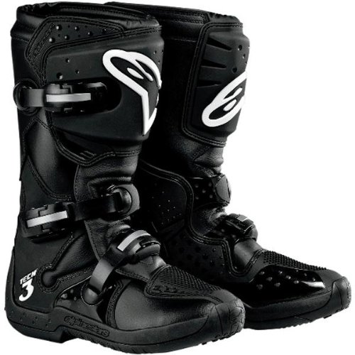 Alpinestars Stella Tech 3 Black Women's Motorcycle Boot Size US 8/EUR 39