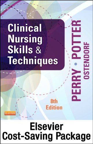 Nursing Skills Online Version 3 0 For Clinical Nursing Skills And Techniques  Access Code And Textbook Package   8E