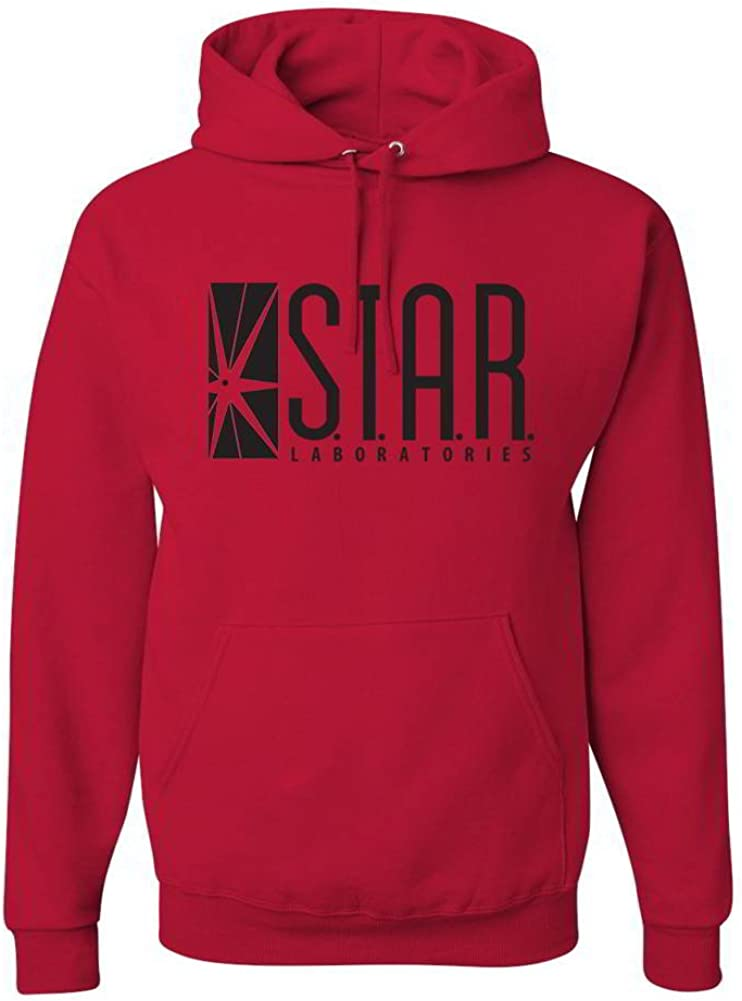 Star Laboratories The Flash TV Series Graphic Hoodies