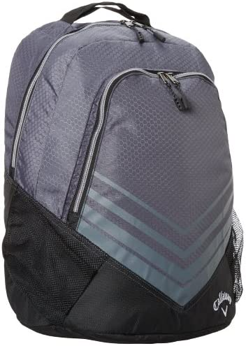 Callaway 2015 Mens Golf Backpack Sport Gym Bag Laptop Bag