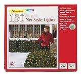 Celebration 150 Indoor/Outdoor Net-Style Lights, Multi-Color