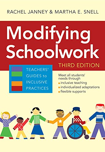 Modifying Schoolwork, Third Edition (Teachers' Guides)