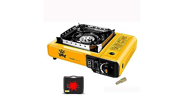 Estufa de cassette,Mini Estufa de Camping,Cass portátil ...