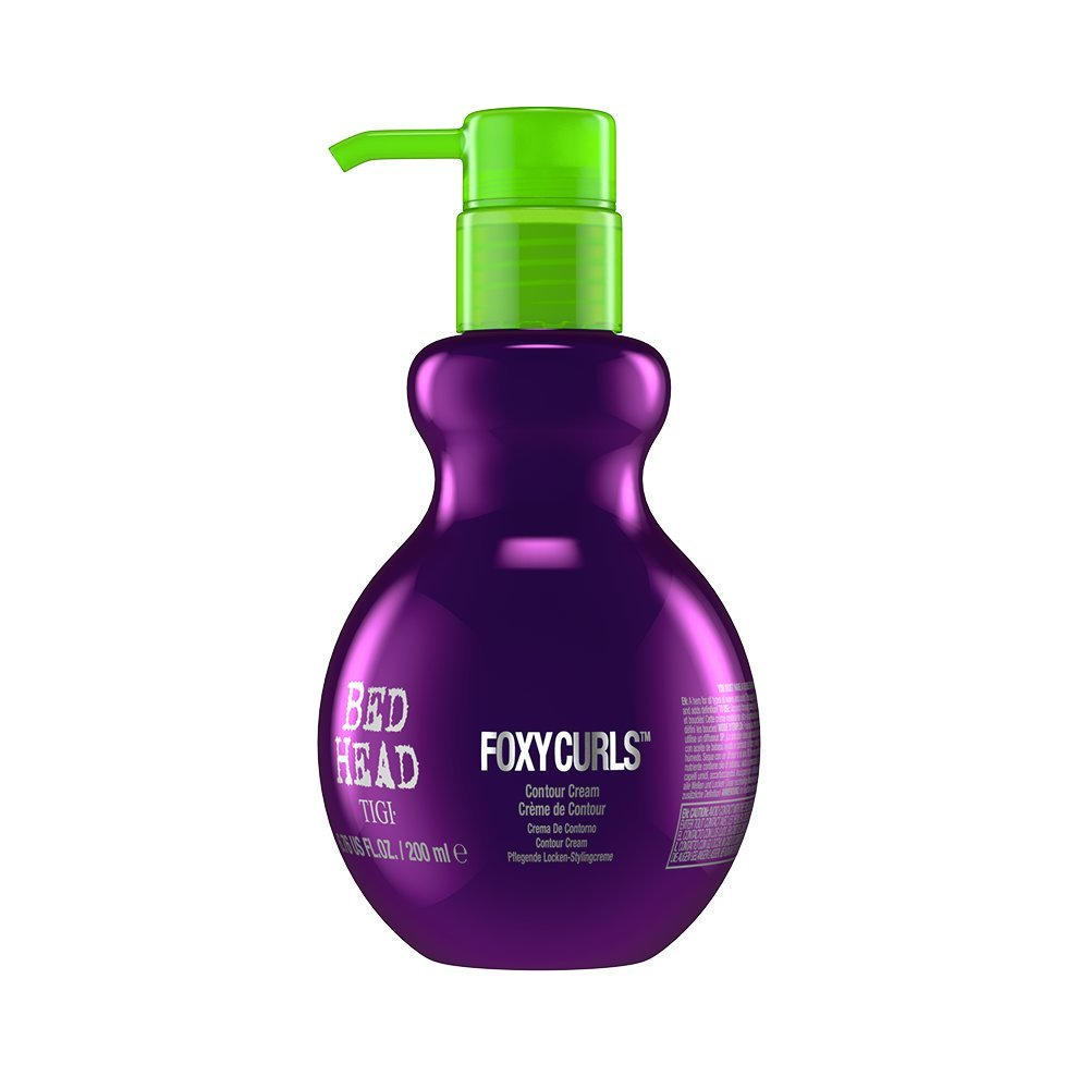 TIGI Bed Head Foxy Curls Contour Cream, 6.76 Fluid Ounce