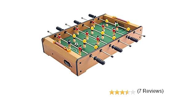 huangguan Fútbol futbolín 49 cm: Amazon.es: Juguetes y juegos