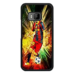 Handsome Lionel Messi FC Phone Case Cover for Htc One M9 Barcelona Cool Design