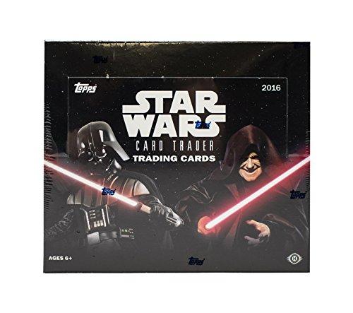 Topps Star Wars Card Trader Hobby Box 2016