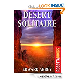 Desert Solitaire (Edward Abbey Series ) Edward Abbey