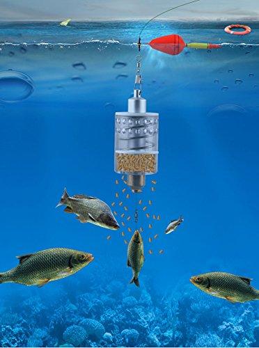 - Gift Prod 1 Pcs Automatic Tying Fish Hook Device Fishing Bait Trap Fish Hook Bait Keeper Hooks Bait Trap Hook System Fishing Bait Rigs (Style 1)