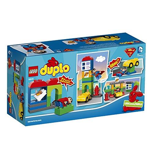 Lego Duplo Super Heroes Superman Rescue 10543 Building Sets