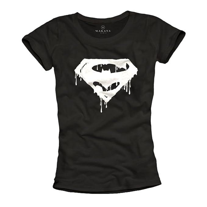 ShirtAmazon Makaya T Supereroi Superbat it Maglietta 80yOPvNmnw
