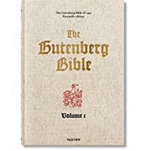Bible de Gutenberg La