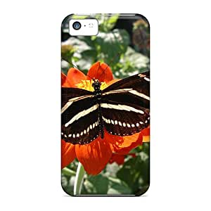 Tough Iphone NXW19057jLgr Cases Covers/ Cases For Iphone 5c(longwing On Red)