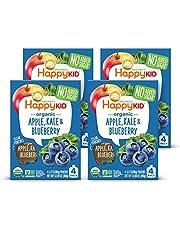 Happy Squeeze Organic Superfoods Twist Apple