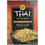 THAI KITCHEN Thai Peanut Rice Noodles, 155 Gram