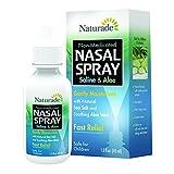 Naturade Nasal Spray Saline And Aloe - 1.5 Fl Oz