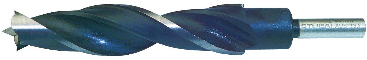 Stubai 300805 Holzspiralbohrer Zyl.Ko 10x35 14 mm