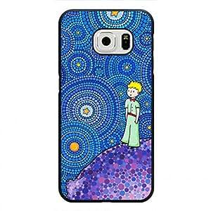 Fashion Funda The Little Prince Samsung Galaxy S6Edge Funda, Samsung Galaxy S6Edge Le Petit Prince Funda