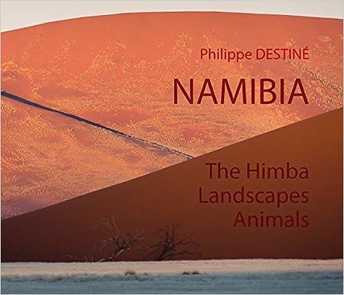 Book NAMIBIA - Himba - Namibie